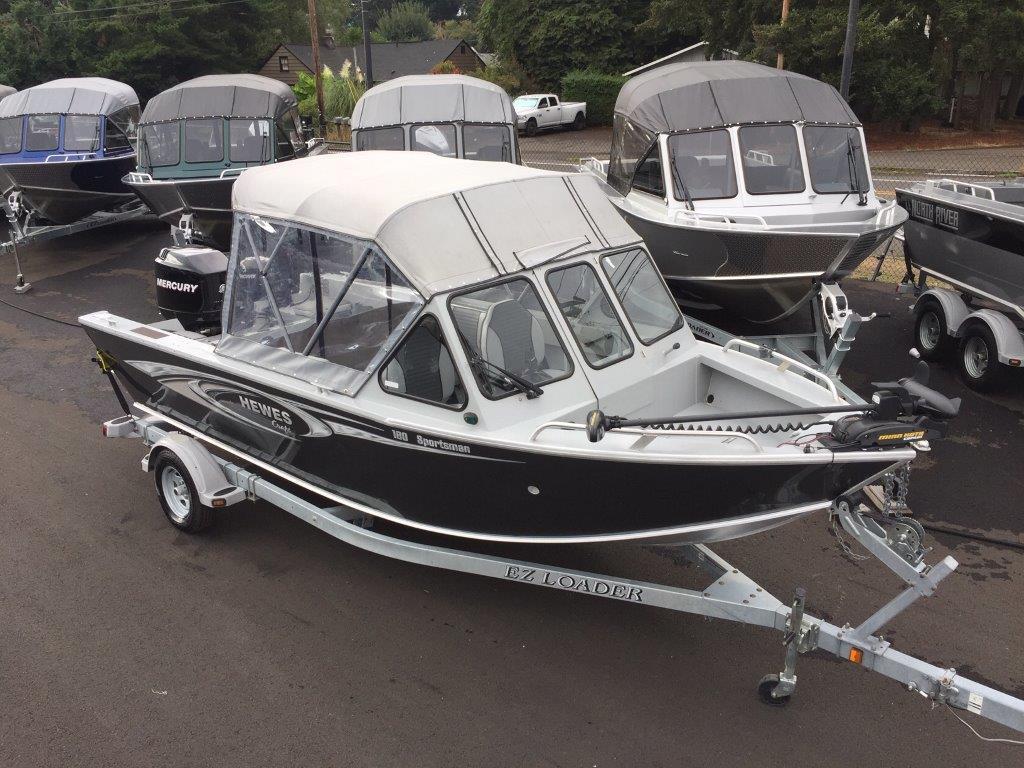 Used Hewescraft Boats >> Clemens Marina Portland And Eugene Oregon Hewescraft North
