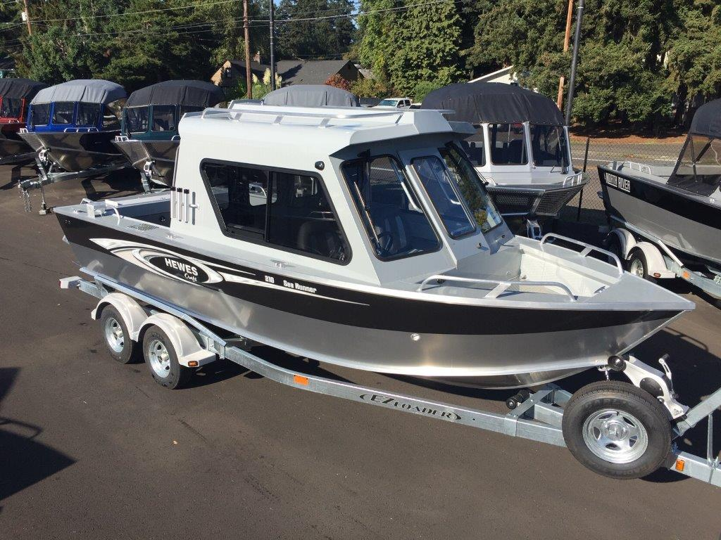 Hewescraft 21 Sea Runner Ht boats for sale - Boat Trader