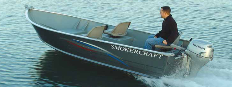 Smoker Craft Alaskan