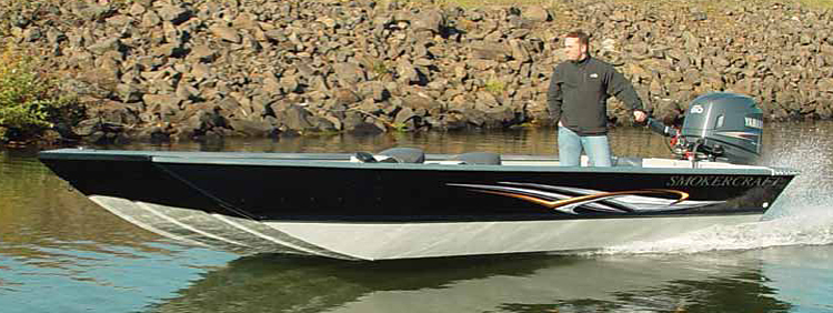Smoker Craft Sportsman Jet
